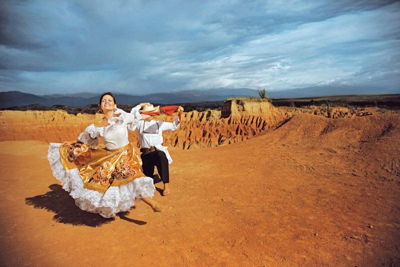 Huila Cultura Colombia © ProColombia - Colombia llena de cultura y naturaleza FITUR 2019