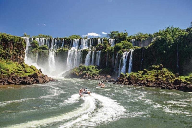 cataratas 49 Argentina cataratas de iguazu © INPROTUR Interface Tourism - Naturaleza y biodiversidad protagonizarán la oferta argentina en FITUR 2019