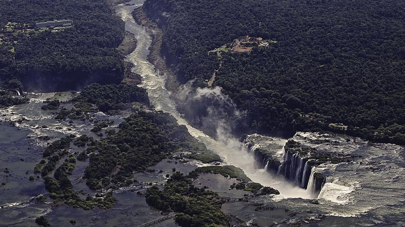 cataratas 75 Argentina cataratas de iguazu © INPROTUR Interface Tourism - Naturaleza y biodiversidad protagonizarán la oferta argentina en FITUR 2019