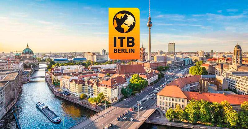 ITB Berlin 2019 - Argentina se hizo presente en la multitudinaria feria ITB de Berlín