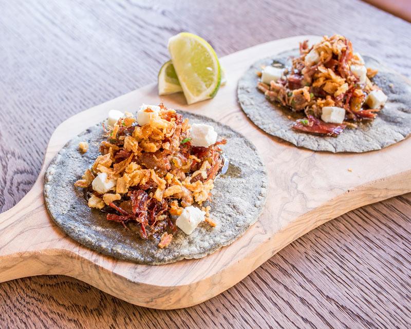 """Taco Pato Chido Chido Castizo Chingón Madrid - Abre sus puertas el innovador restaurante mexicano """"Chido Castizo & Chingón"""""""