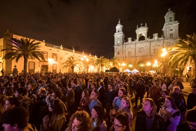 conciertos del MMF LPA Film Festival Gran Canaria - Las Palmas de Gran Canaria y su primavera del cine libre