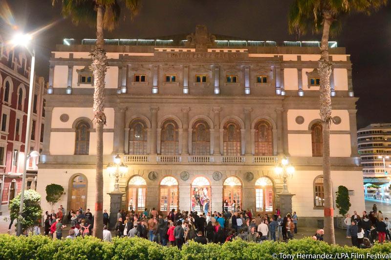 noche mas frwak en el galdos 2 LPA Film Festival Gran Canaria - Las Palmas de Gran Canaria y su primavera del cine libre
