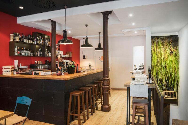 Condumios 2 Madrid restaurante - La materia prima de calidad, protagonista en Condumios