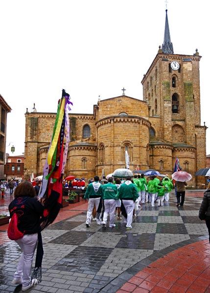 Fiestas de La Veguilla de Benavente Zamora2 - Una cita con historia y tradición en las fiestas de La Veguilla de Benavente