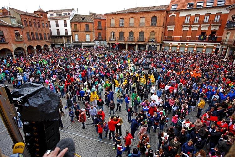 Fiestas de La Veguilla de Benavente Zamora4 - Una cita con historia y tradición en las fiestas de La Veguilla de Benavente
