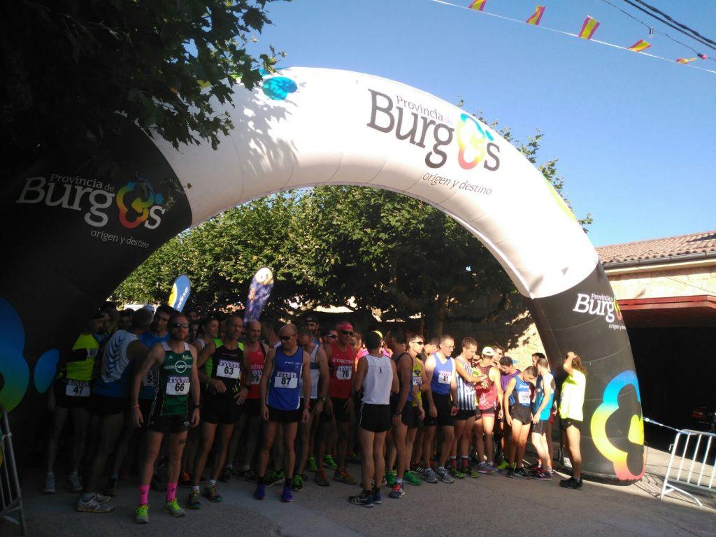 IMG 20160825 WA0082 1024x768 - Running en la provincia de Burgos: carreras salpicadas de historia, naturaleza y solidaridad