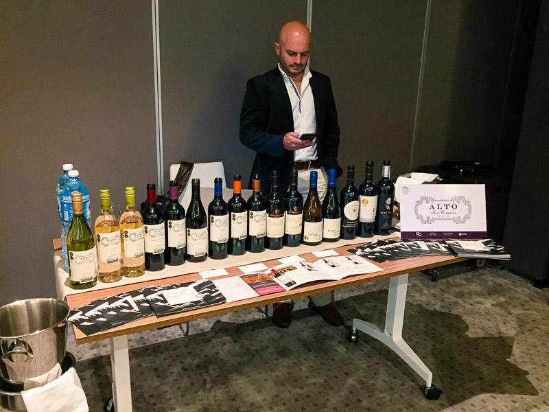 1 catachile Iberostar presentacion - Vinos chilenos de la 'A' a la 'Z'
