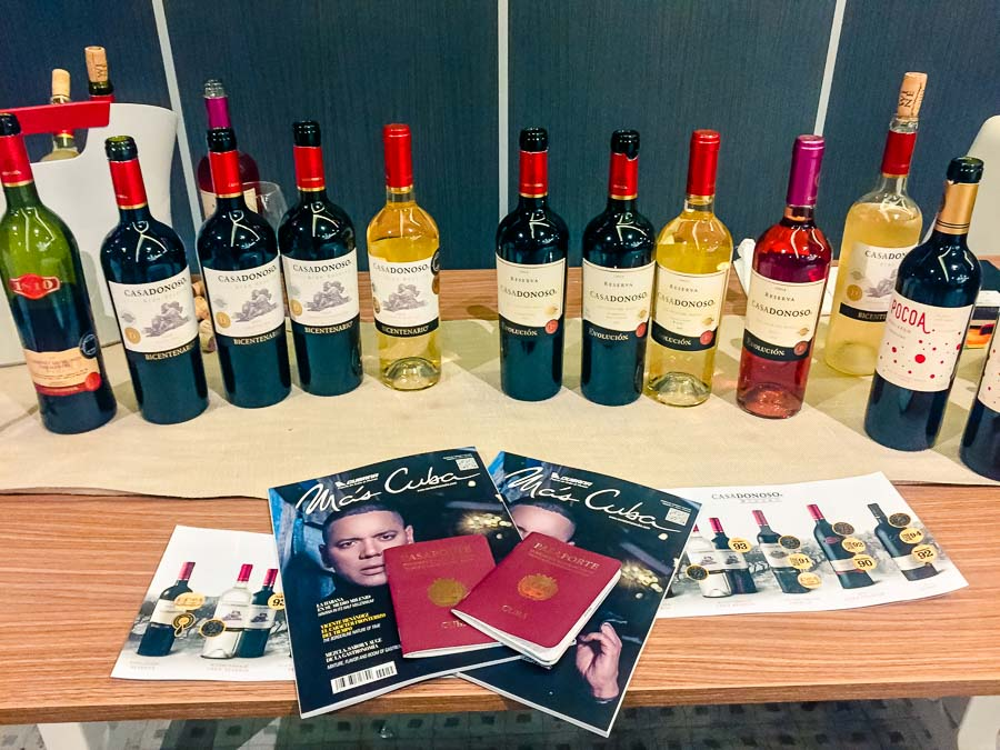 3 catachile Iberostar presentacion - Vinos chilenos de la 'A' a la 'Z'