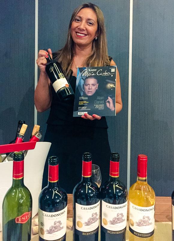 6 catachile Iberostar presentacion - Vinos chilenos de la 'A' a la 'Z'