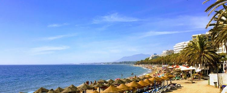 Costa del Sol España Pexels - Cinco destinos para decir adiós a la soltería de una forma original