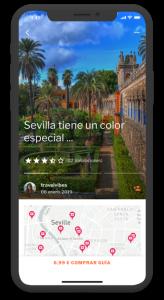 Goaz 1 164x300 - Nace Goaz, la nueva red social para los amantes de los viajes