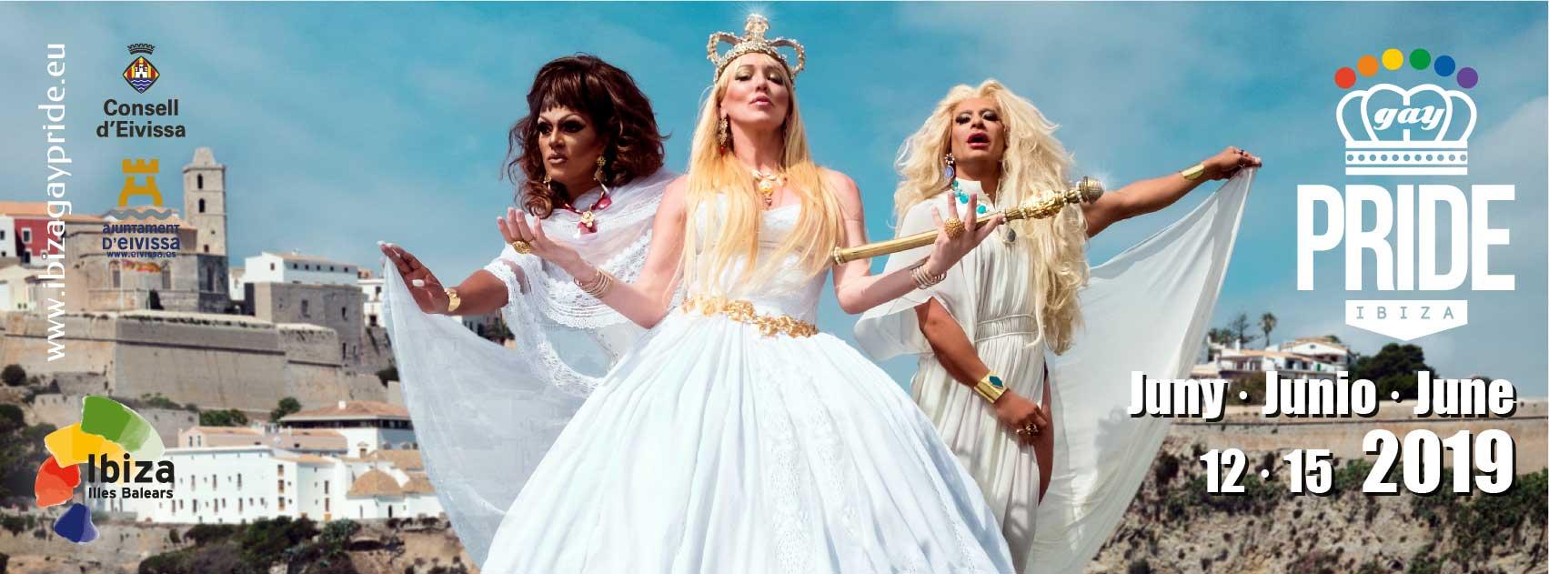 IGPbanner 2019 - Ibiza Gay Pride 2019: motivo de Orgullo