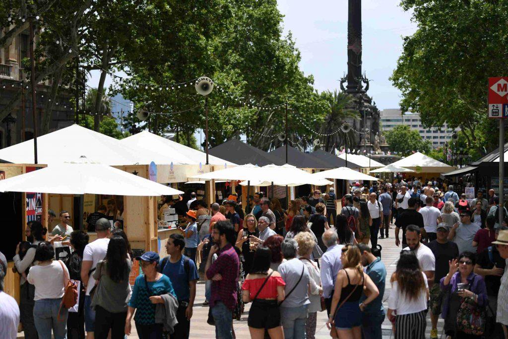 Tast2018 1 1024x683 - Crece el festival gastronómico Tast a La Rambla