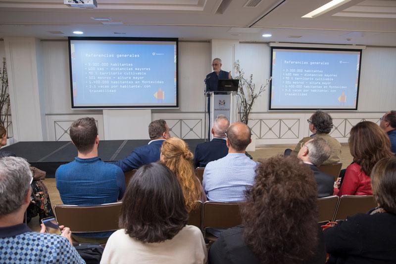 presentacion Uruguay en Madrid 20 mayo 2019 Foto Miguel A Munoz Romero RVEDIPRESS 005 - Uruguay es calidad de vida