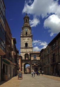 """22 Ruta Monumentalia. Torre del Reloj 206x300 - Descubre la ciudad de TORO con la ruta """"TORO MONUMENTALIA"""""""