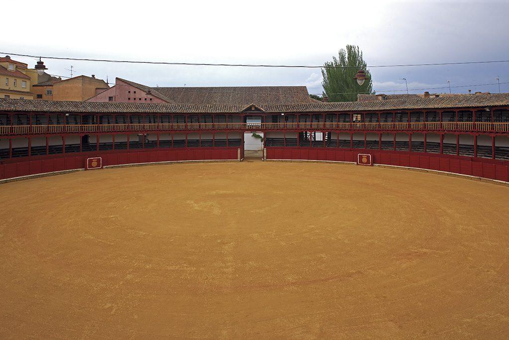 "26 Ruta Monumentalia. Plaza de Toros 1024x683 - Descubre la ciudad de TORO con la ruta ""TORO MONUMENTALIA"""