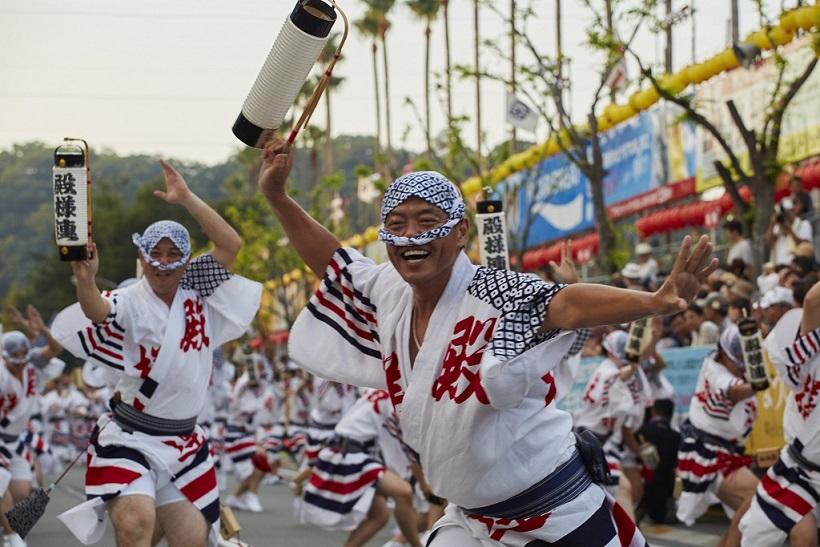 Awa Odori Dance Tokushima Shikoku ©JNTO 2  - Awa Odori, el festival japonés de los 100.000 bailarines