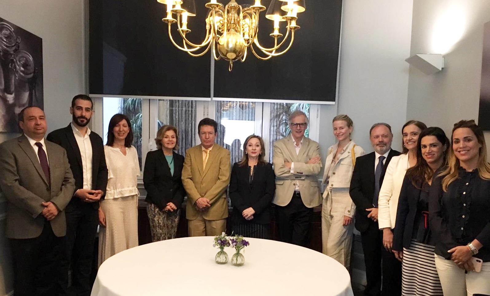 Desayuno de Trabajo - Ecuador refuerza su relación con líderes del sector turístico español