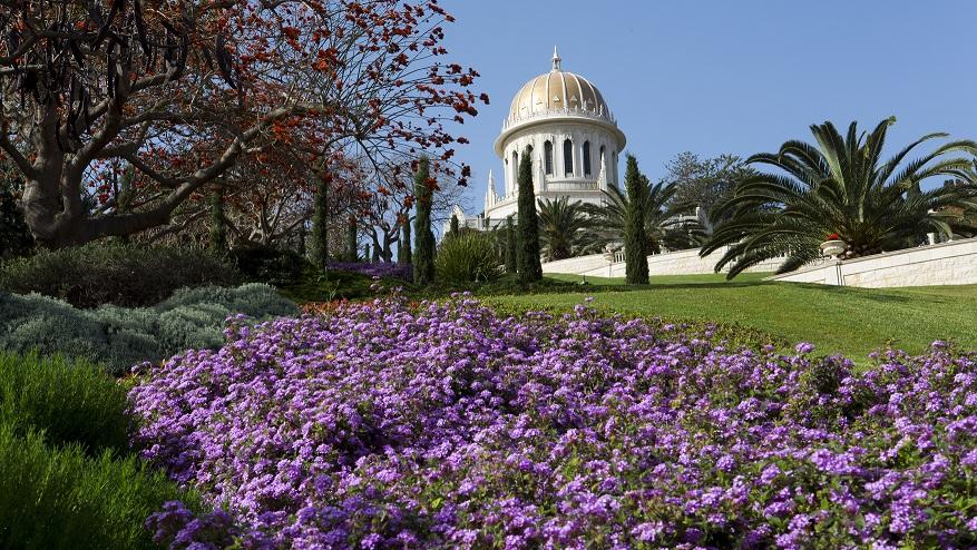 Jardines Bahai ndp haifa - Decir Haifa es decir Carmelo
