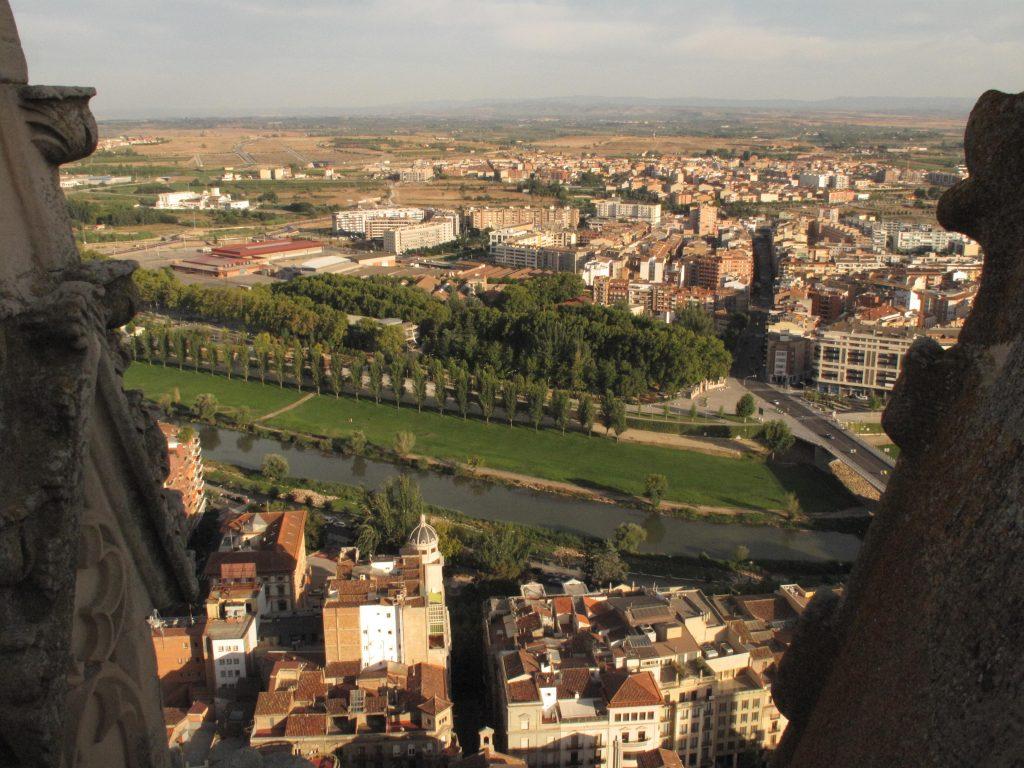 """Lérida Parc dels Camps Elisis crédito WikimediaCommons 1 1024x768 - Las 10 ciudades más """"Bike-Friendly"""" de España"""