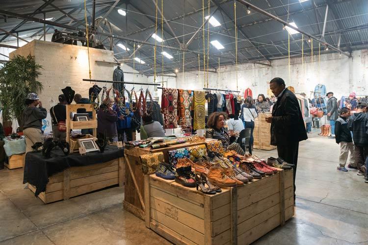 Maboneng Turismo de Sudáfrica 11 - El barrio Maboneng, Johannesburgo: de zona industrial a distrito de vanguardia
