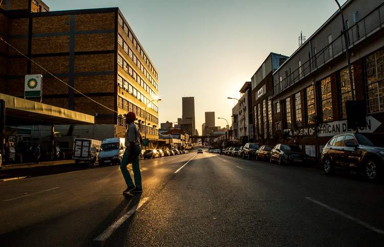 Maboneng Turismo de Sudáfrica 12 - El barrio Maboneng, Johannesburgo: de zona industrial a distrito de vanguardia
