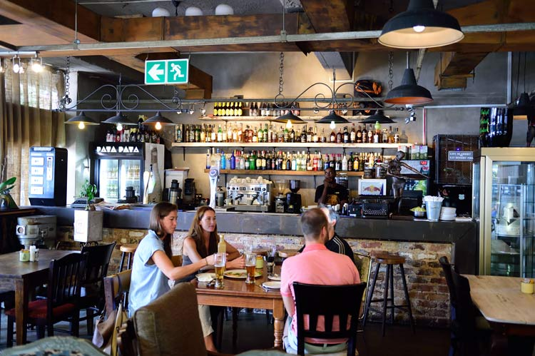 Maboneng Turismo de Sudáfrica - El barrio Maboneng, Johannesburgo: de zona industrial a distrito de vanguardia