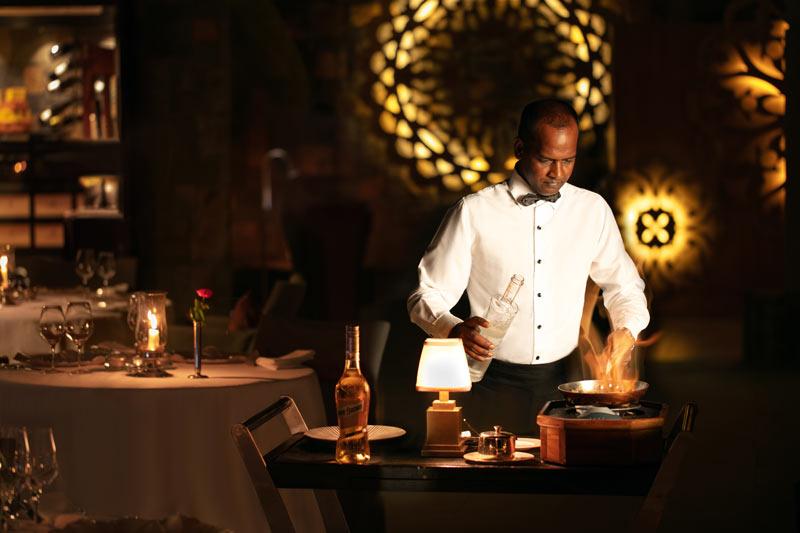 Royal Palm Beachcomber Luxury La Goélette Islas Mauricio - Aprende dónde saborear la gastronomía de Mauricio