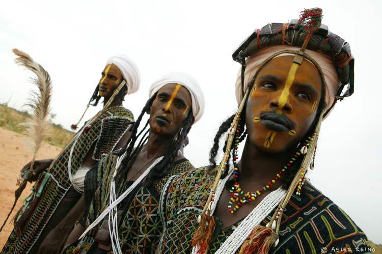 E25W2619 Ruta hacia el Gerewol Niger Tribus del Mundo © Asier Reino - Ruta hacia el Gerewol