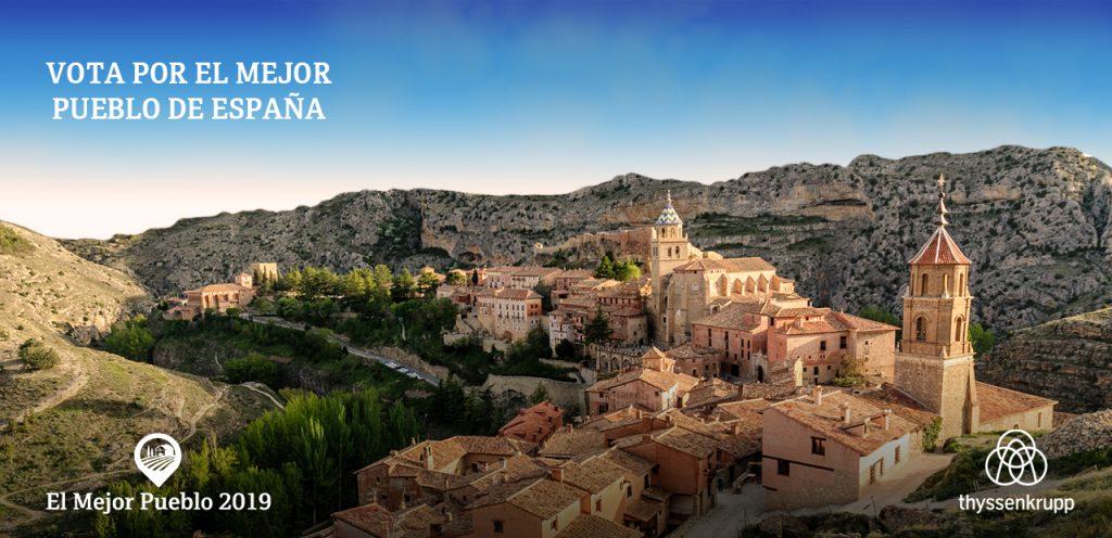 El Mejor Pueblo 2019 9 1024x496 - Escañuela en Jaén elegido El Mejor Pueblo 2019