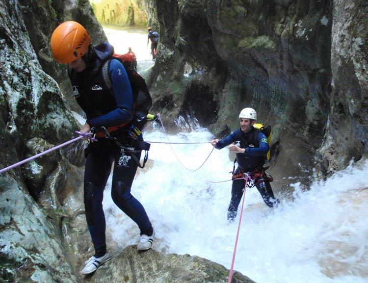 Escull Aventura 14 Torrent de Coanegra Islas Baleares - Islas Baleares, sumérgete en la aventura