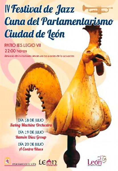 IV festival jazz cuna del parlamentarismo - El Jazz invade León a golpe de improvisación y mucho ritmo