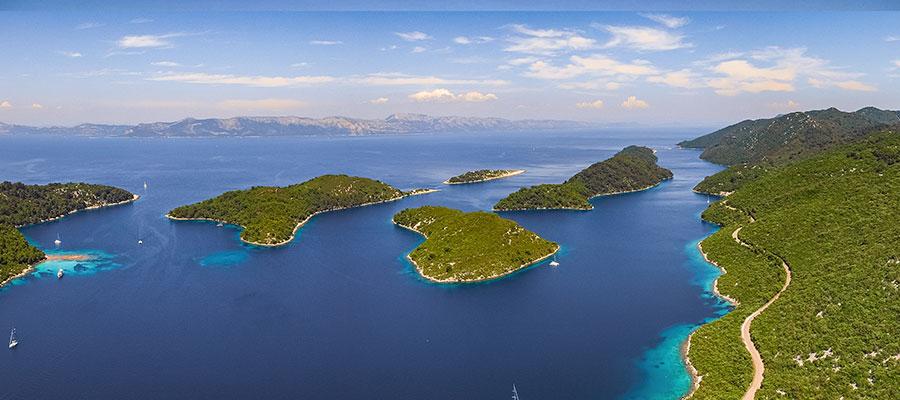 Isla de Mljet – Foto Ivo Biocina – Fuente CNTB - Croacia y sus increíbles playas, un recorrido veraniego