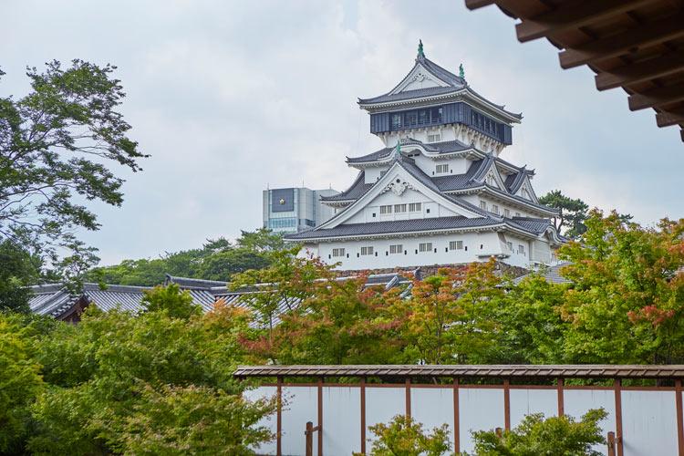 Kokura castle©JNTO Japon judo Fukoka - Unas vacaciones medio pagadas por los destinos, un nuevo plan turístico