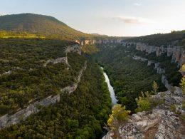 Mirador cañón del río Ebro Burgos 260x195 - Revista Más Viajes