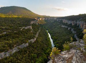 Mirador cañón del río Ebro Burgos 300x220 - Revista Más Viajes