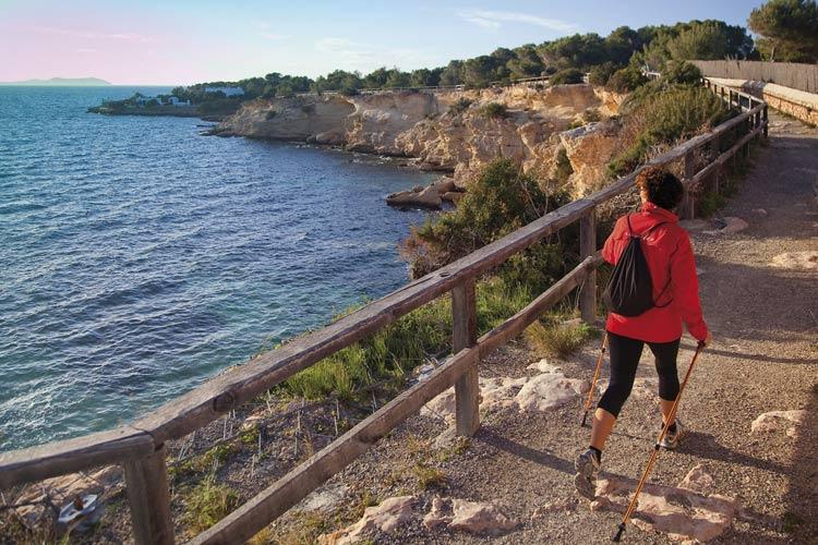 Nordic walking FU JP Islas Baleares - Islas Baleares, sumérgete en la aventura