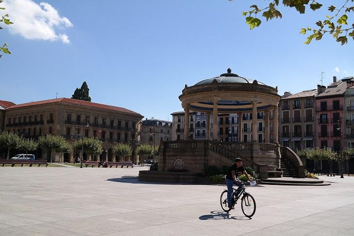 Pamplona crédito Flickr Rmariosp 1 - ¡Al calor buenos parques!
