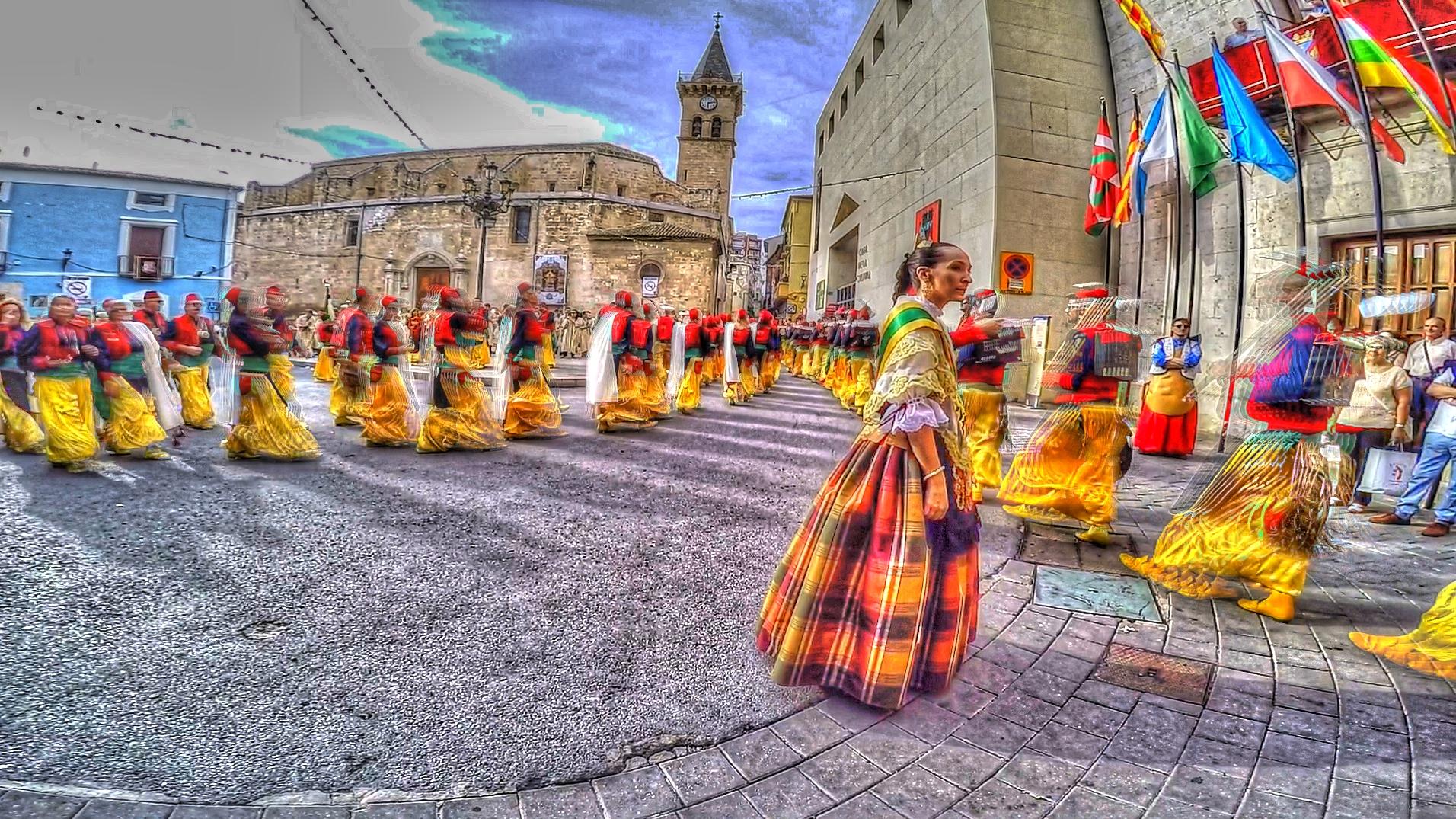 Edad Media de Villena1 - Un viaje a la Edad Media de Villena