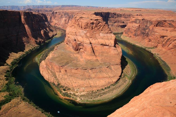 Grand Canyon 1 Estados Unidos EE.UU Patrimonio Mundial Unesco - 8 rutas y paradas Patrimonio Mundial de Estados Unidos