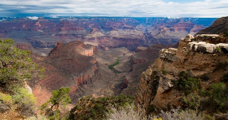 Grand Canyon 2 Estados Unidos EE.UU Patrimonio Mundial Unesco - 8 rutas y paradas Patrimonio Mundial de Estados Unidos
