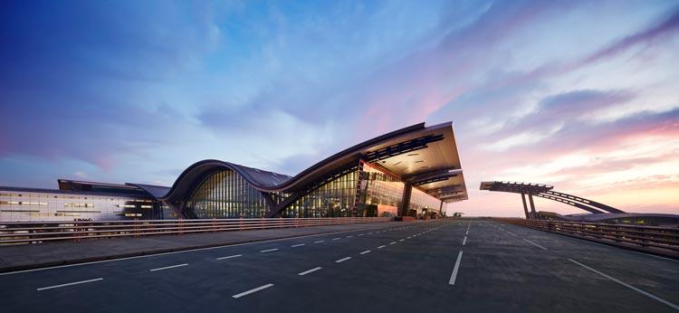 Hamad Qatar Aeropuerto - Los 5 aeropuertos más bonitos del mundo: Barajas en el ránking