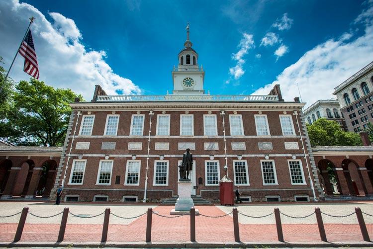 Independence Hall 1 Estados Unidos EE.UU Patrimonio Mundial Unesco - 8 rutas y paradas Patrimonio Mundial de Estados Unidos