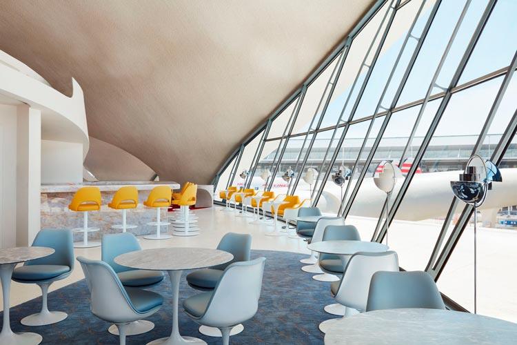 JFK TWA New York 2 Aeropuerto - Los 5 aeropuertos más bonitos del mundo: Barajas en el ránking