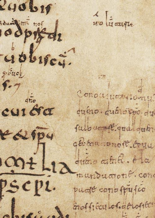 Manuscrito Monasterio de Yuso La Rioja - Monasterios de Yuso y Suso: Patrimonio de la Humanidad de La Rioja