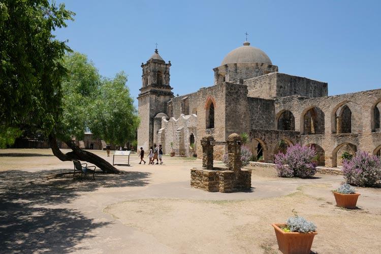 Misiones San Antonio 1 Estados Unidos EE.UU Patrimonio Mundial Unesco - 8 rutas y paradas Patrimonio Mundial de Estados Unidos