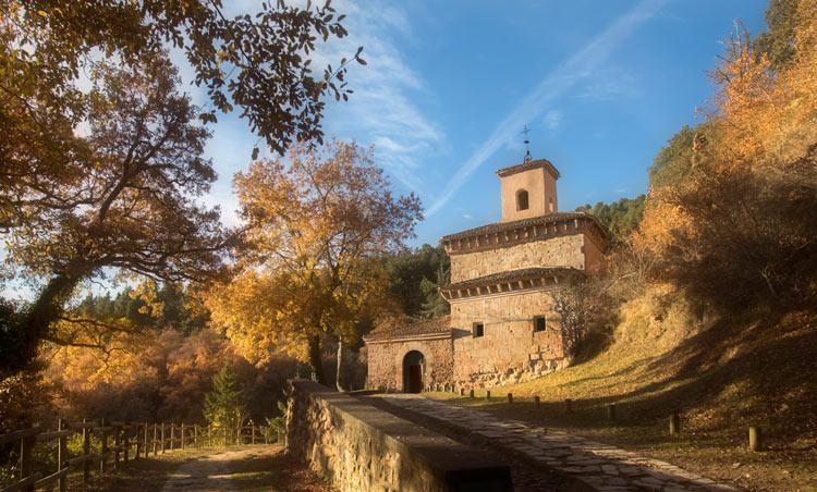 Monasterio de Suso San Millán de la Cogolla La Rioja © Daniel Acevedo - Monasterios de Yuso y Suso: Patrimonio de la Humanidad de La Rioja