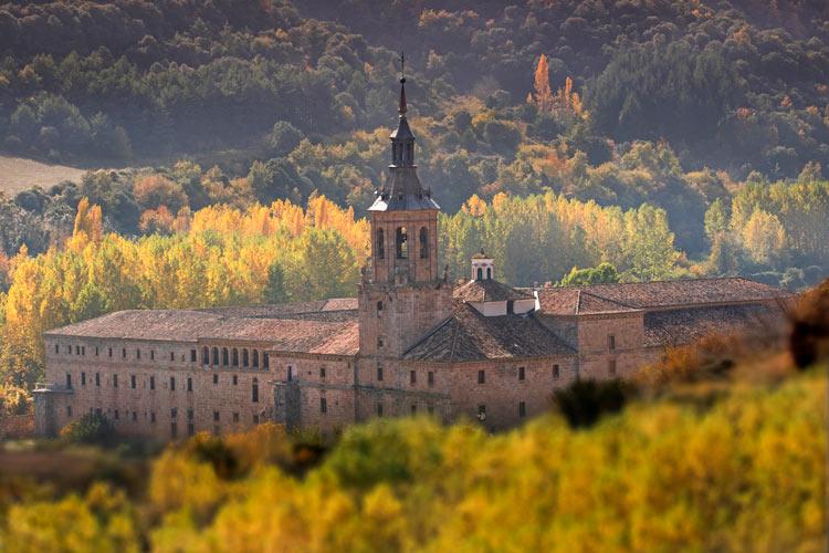 Monasterio de Yuso San Millán de la Cogolla La Rioja © Daniel Acevedo - Monasterios de Yuso y Suso: Patrimonio de la Humanidad de La Rioja