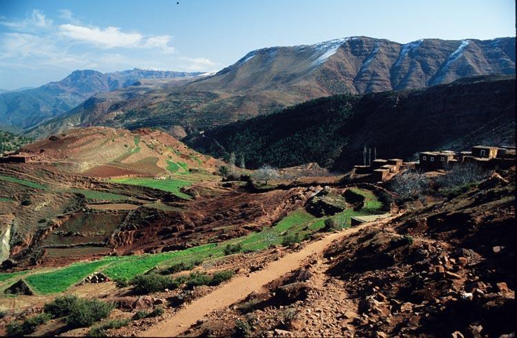 Morocco Trail Race Marruecos Alto Atlas Valle del Ait Bouguemez 1 - Morocco Trail Race: corriendo en el Alto Atlas Central